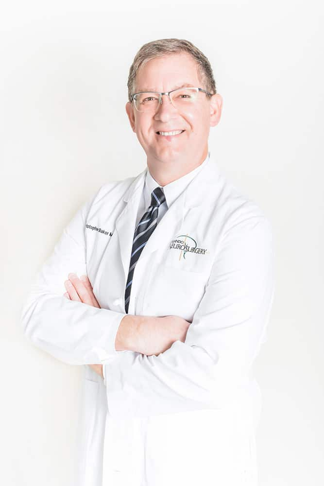 Christopher J. Baker, M.D.
