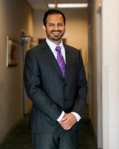 Ravi Gandhi, M.D.'s New Position at AdventHealth Neuroscience Institute