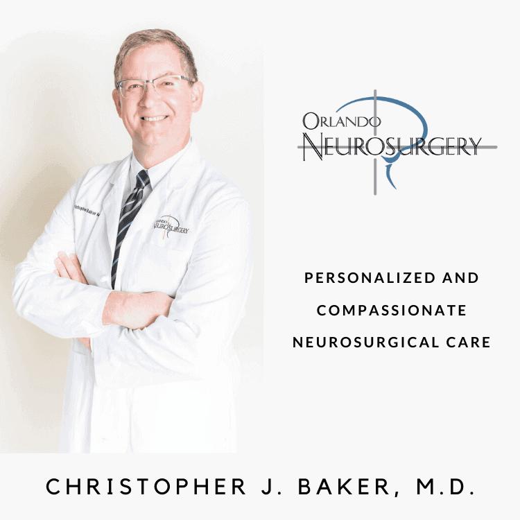 Neurosurgeon Spotlight: Christopher J. Baker, M.D.
