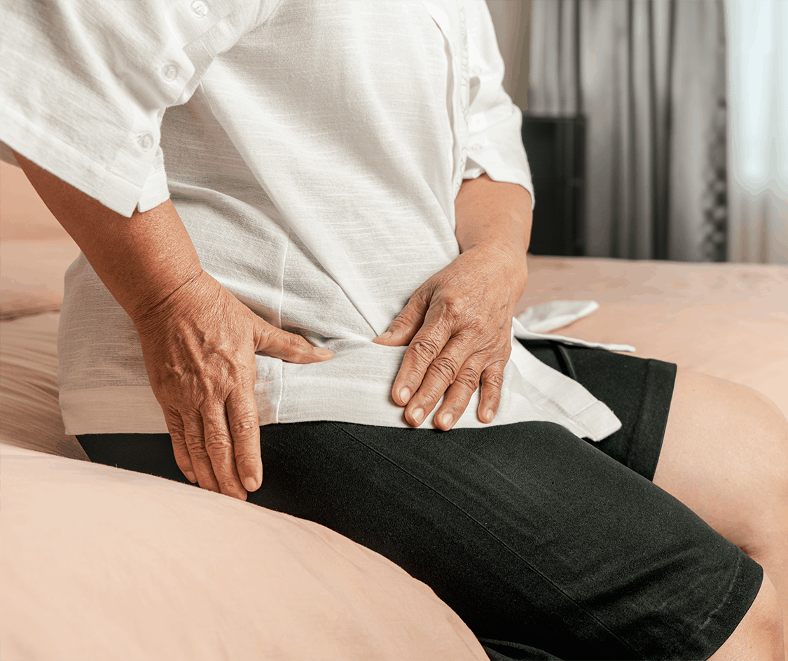 Pain in the hip may be relieved by an elective SI Joint fusion procedure.