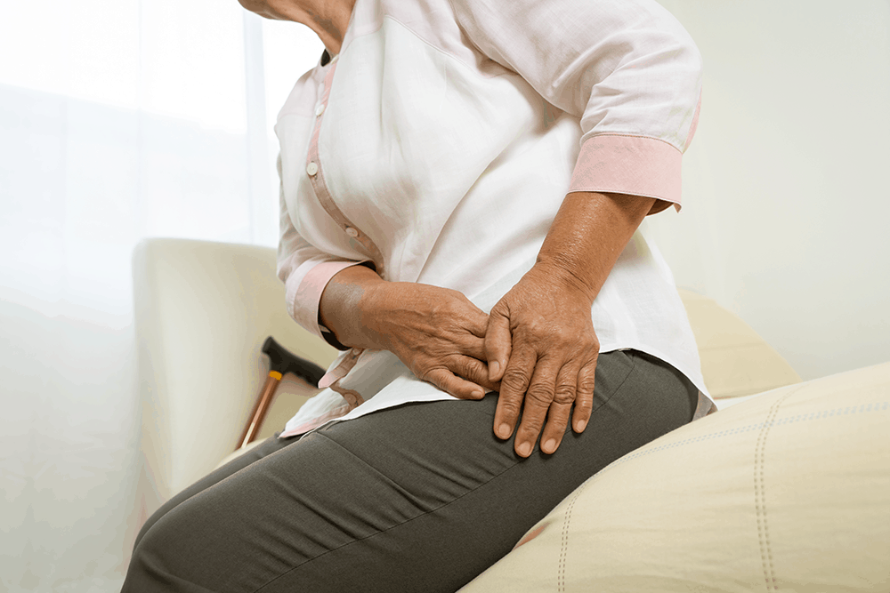 SI joint Fusion can relieve pain in the hip and pelvis.